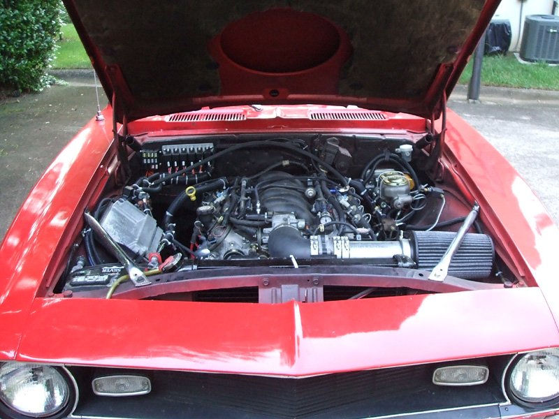 Ls1 Engine Install Team Camaro Tech